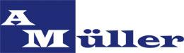 Adolf Müller GmbH, Grossdietwil Logo